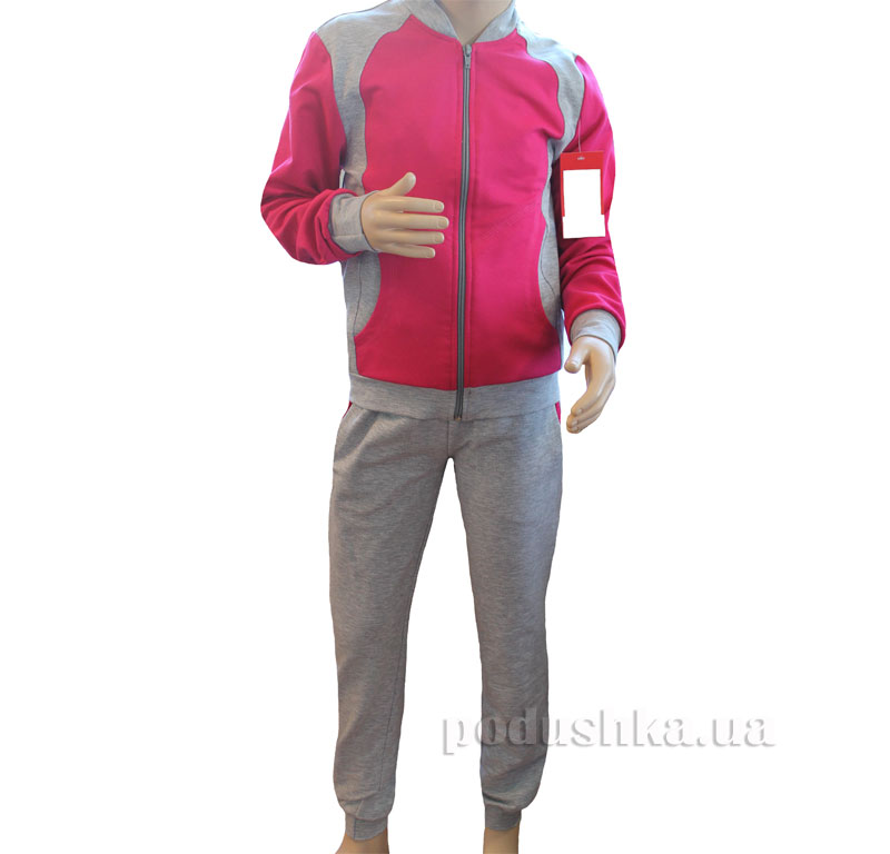 Спортивный костюм Промiнь ДСТ-1608 розовый