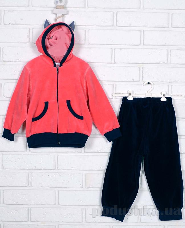 Спортивный костюм Татошка 08305 коралловый