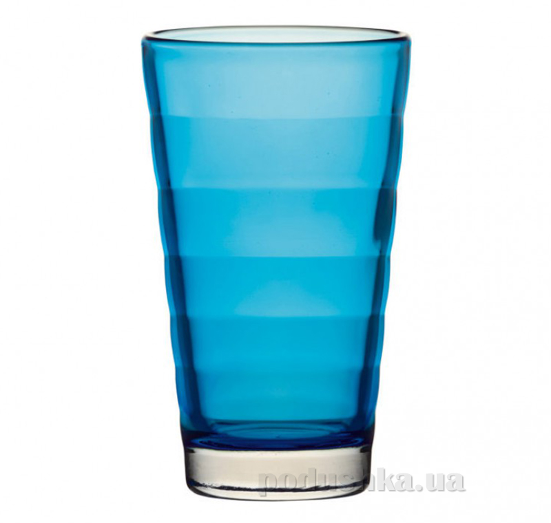 Стакан большой Leonardo Wave синий