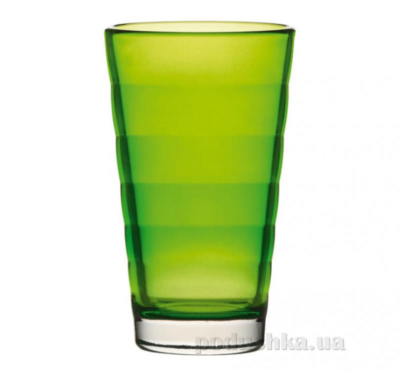 Стакан большой Leonardo Wave зеленый