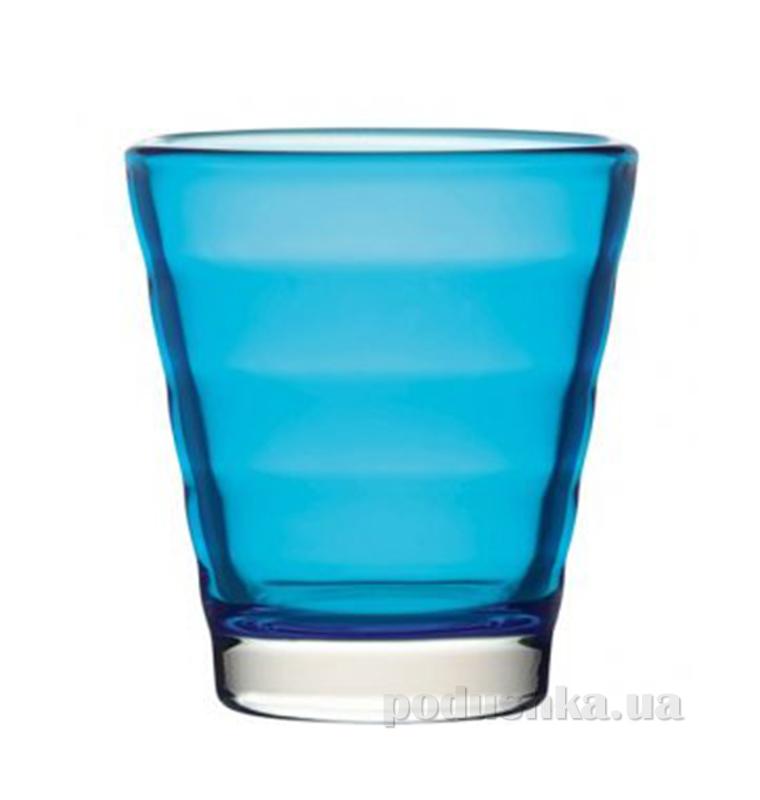 Стакан для виски Leonardo Wave синий
