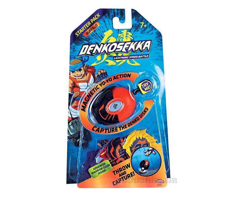Стартовый набор Бык и Набор дисков Denko Sekka