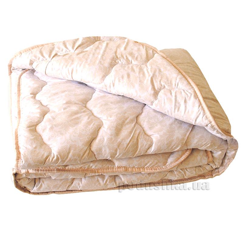 Стеганое шерстяное одеяло Vladi золото