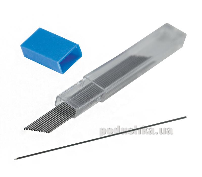 Стержни для механических карандашей HB Buromax