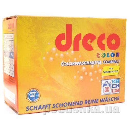 Стиральный порошок для цветного белья концентрированный Dreco Vollwaschmittel Compact