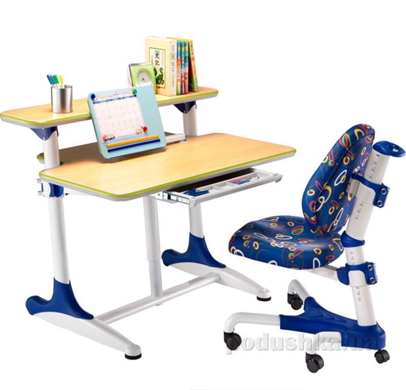 Стол Mealux BD-205 WB maple