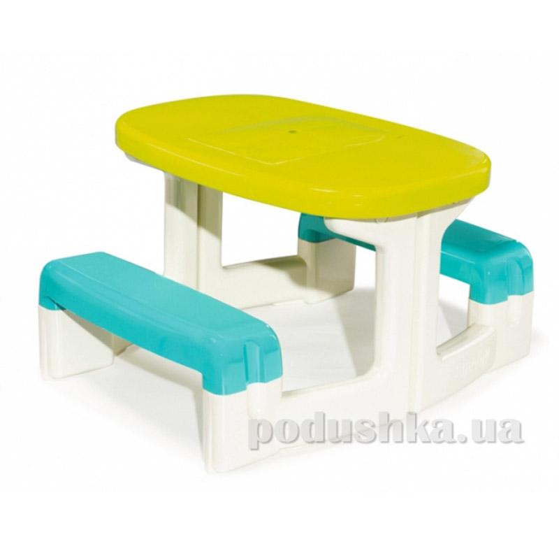 Стол Пикник Green Smoby 310290