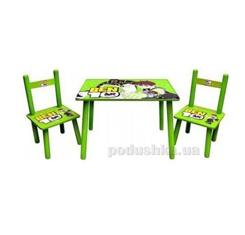 Столик Bambi M 0489 с двумя стульчиками