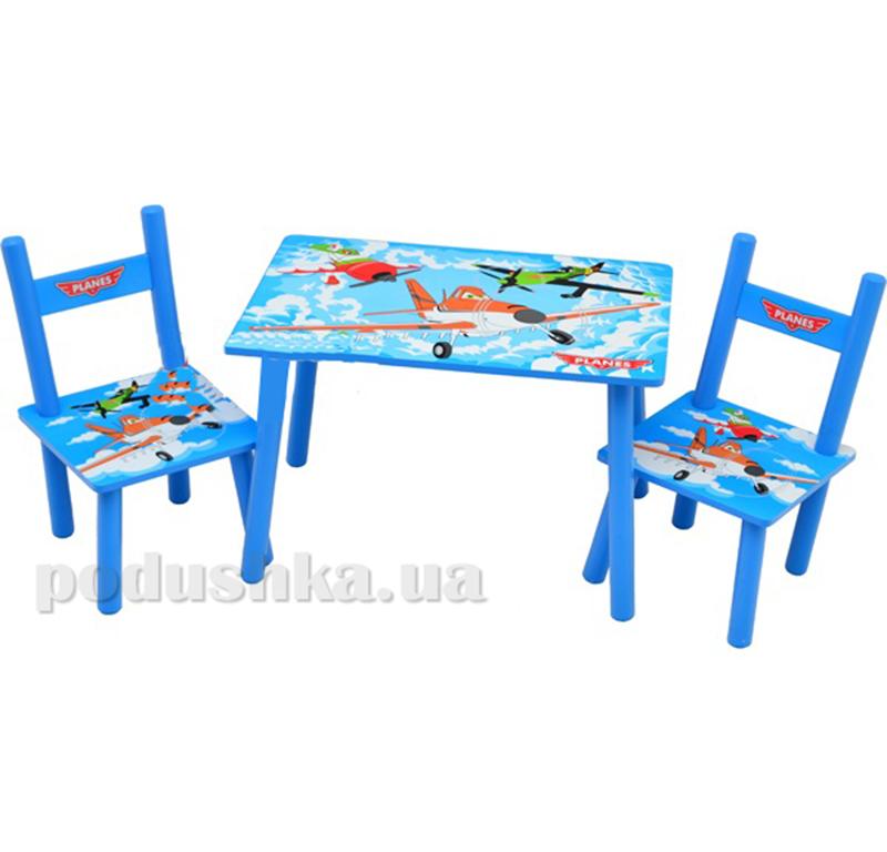 Столик Bambi M 1699 с двумя стульчиками