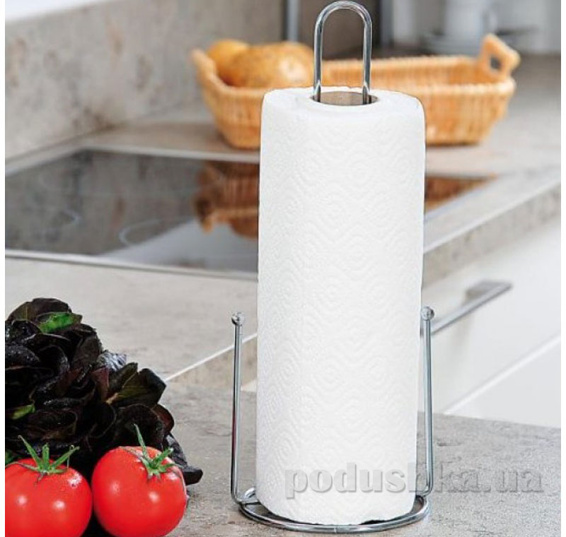 Стойка металлическая для кухонного полотенца Kesper G90002 с полотенцем
