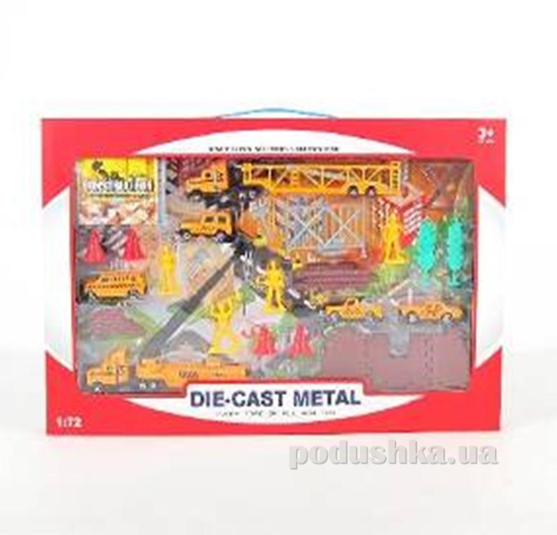 Строительный набор для мальчика Die-Cast Set 486730PCS