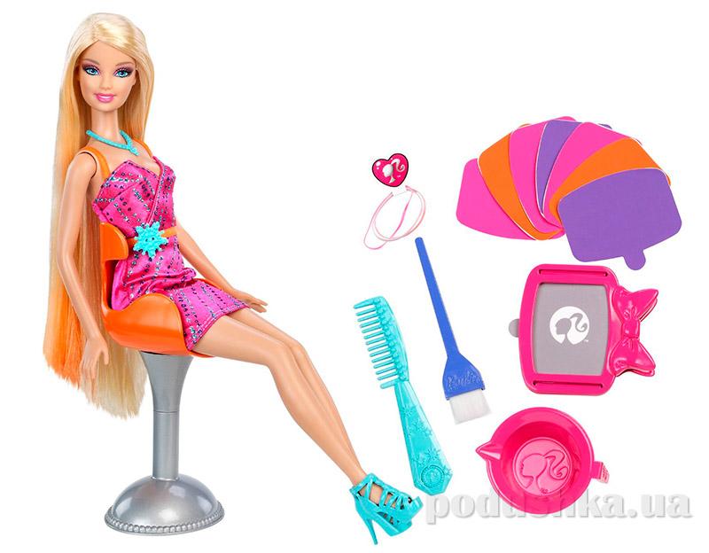 Студия для покраски волос Барби Barbie Х7888 Mattel