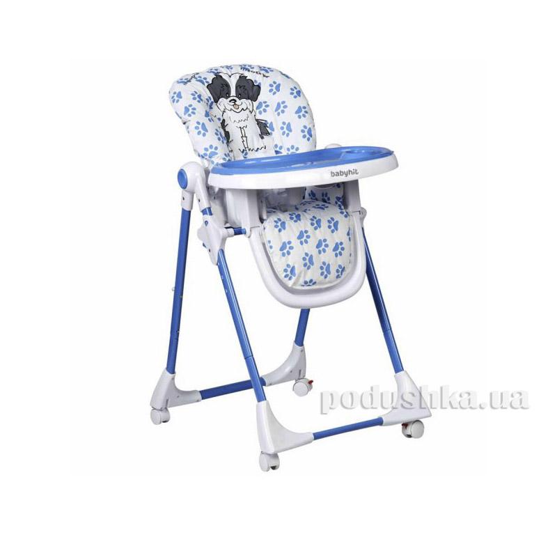 Стульчик для кормления BabyHit Juicy Blue