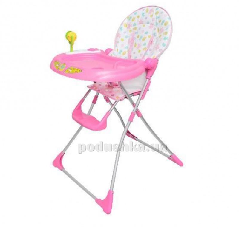 Стульчик для кормления Bambi GL 289 Pink