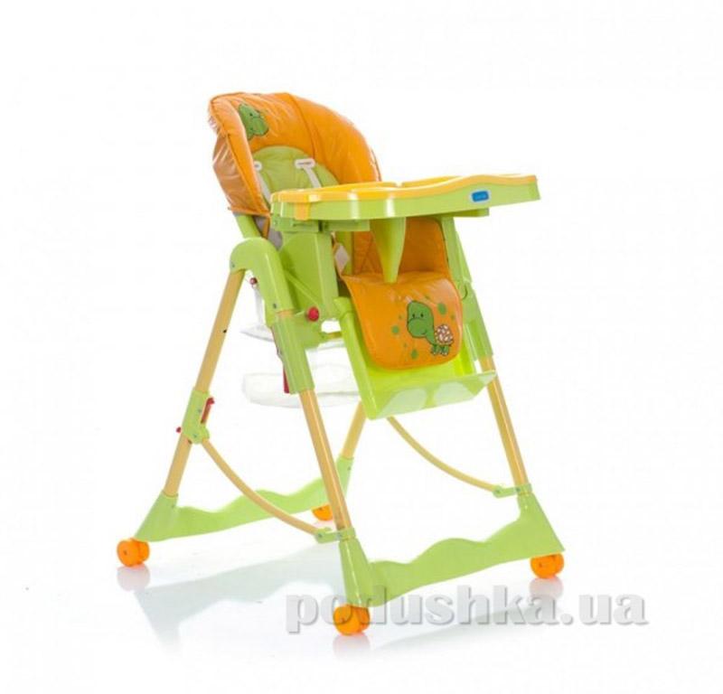 Стульчик для кормления Bambi RT 002-7-5 Orange Green