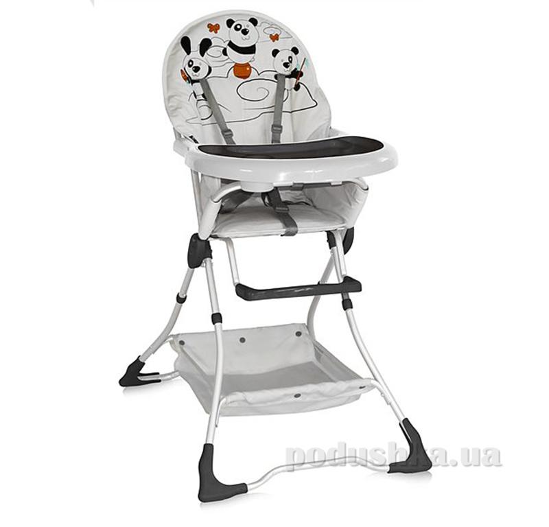 Стульчик для кормления Bertoni Bravo Black&White Puppies