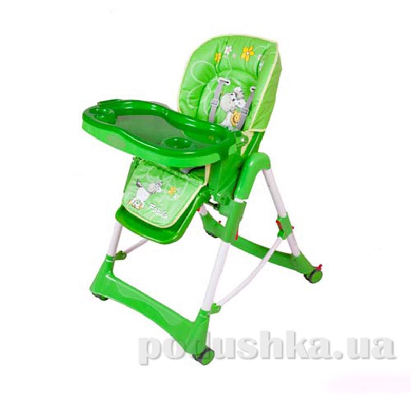 Стульчик для кормления Capella Piero Fabula Horse Green