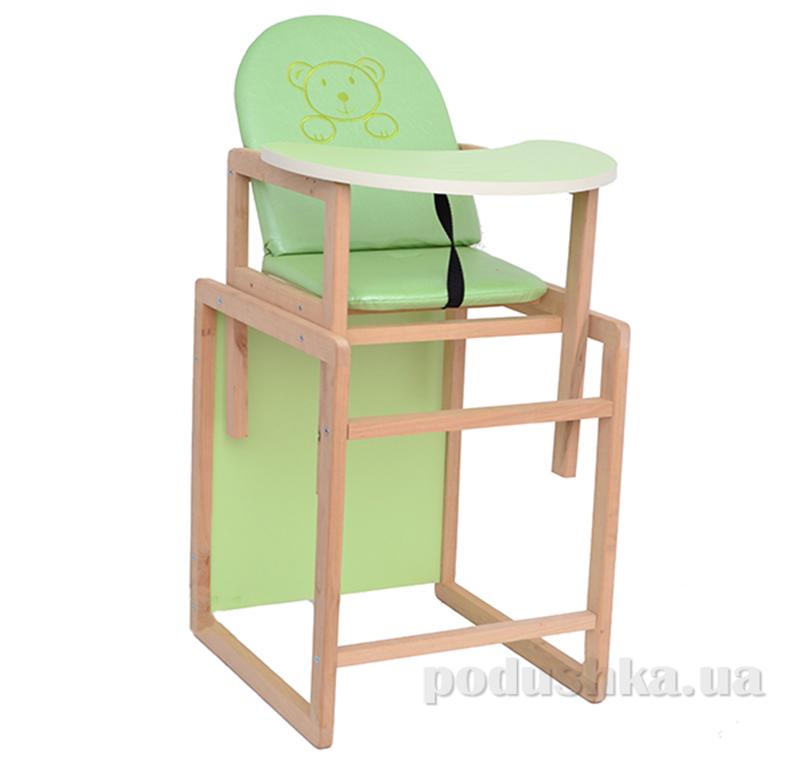 Стульчик-трансформер OMMI Green
