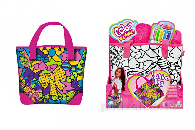 Сумка Color me mine Розовая Мода Simba 637 1187