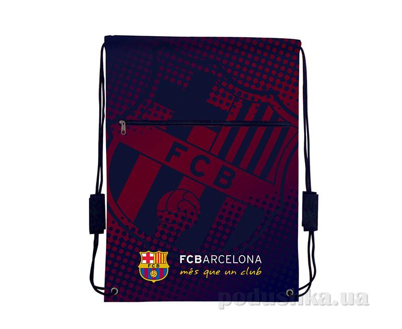 Сумка для обуви с карманом Kite Barcelona 601