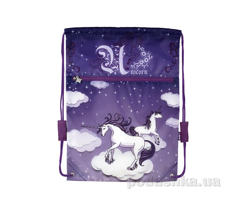 Сумка для обуви с карманом Kite Fairy Tale 601-2