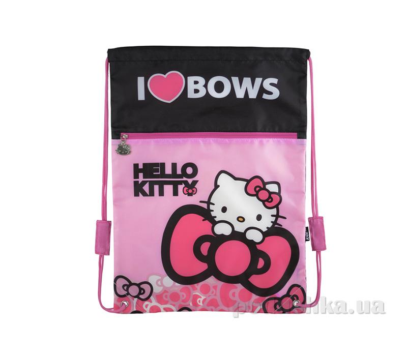 Сумка для обуви с карманом Kite Hello Kitty 601-3