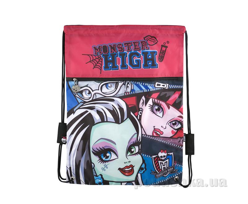 Сумка для обуви с карманом Kite Monster High 601-3
