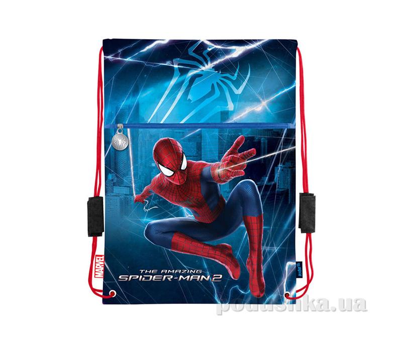 Сумка для обуви с карманом Kite Spider-Man 601-1