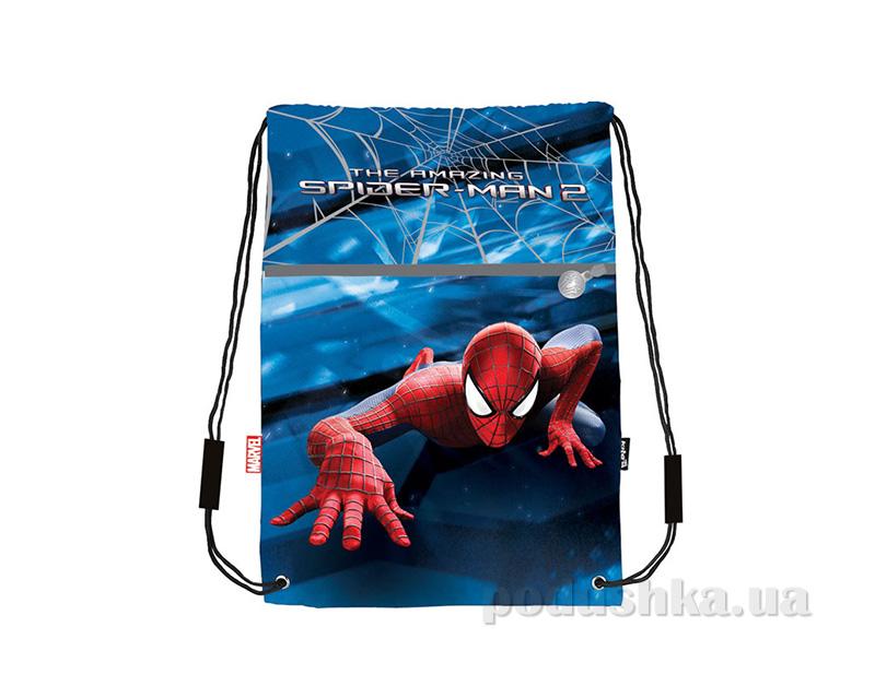 Сумка для обуви с карманом Kite Spider-Man 601-2