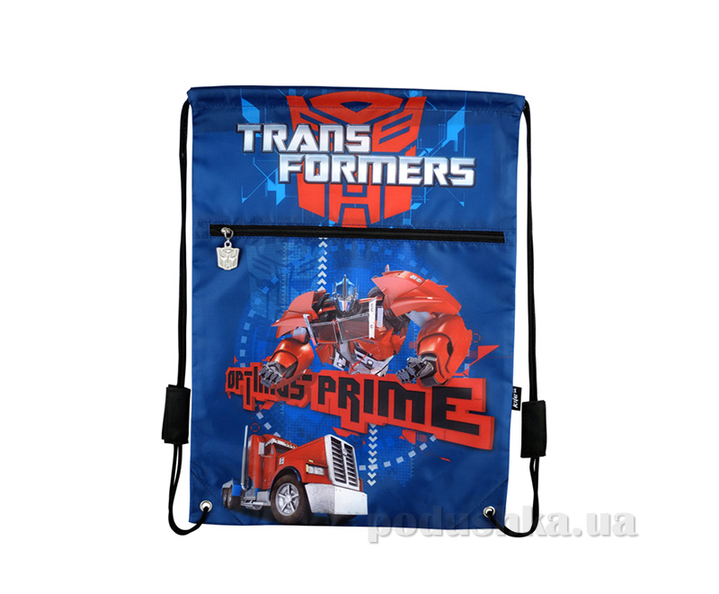 Сумка для обуви с карманом Kite Transformers 601-2