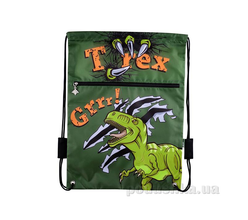 Сумка для обуви с карманом Kite T-Rex 601-3