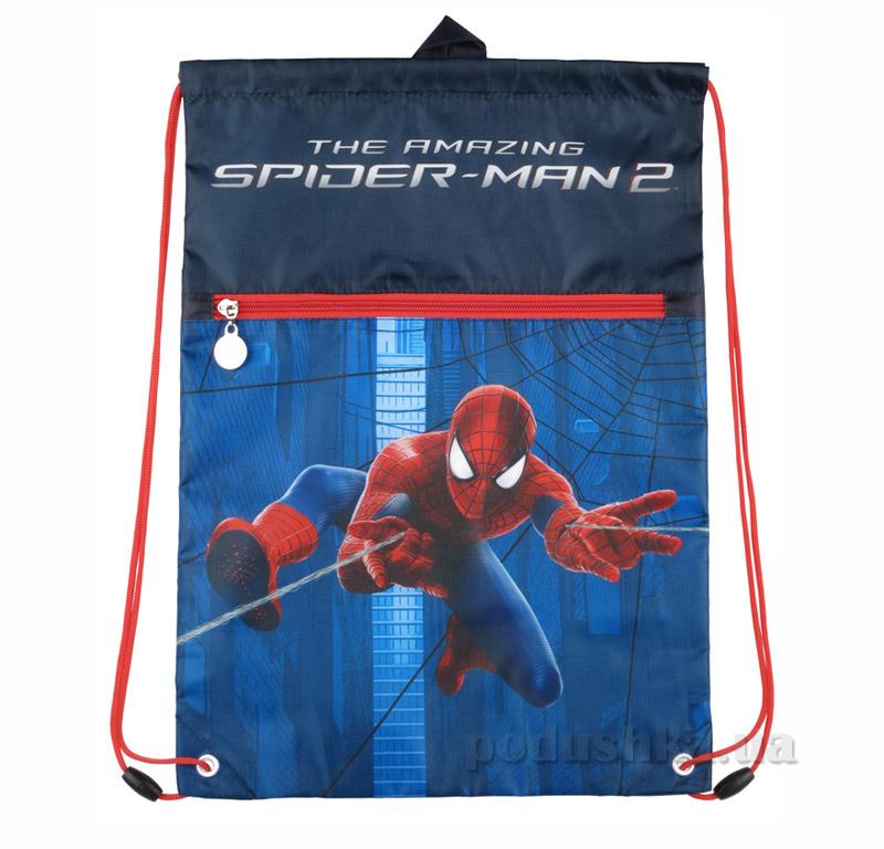 Сумка для обуви с карманом Kite Spider-Man SM15-601-1K