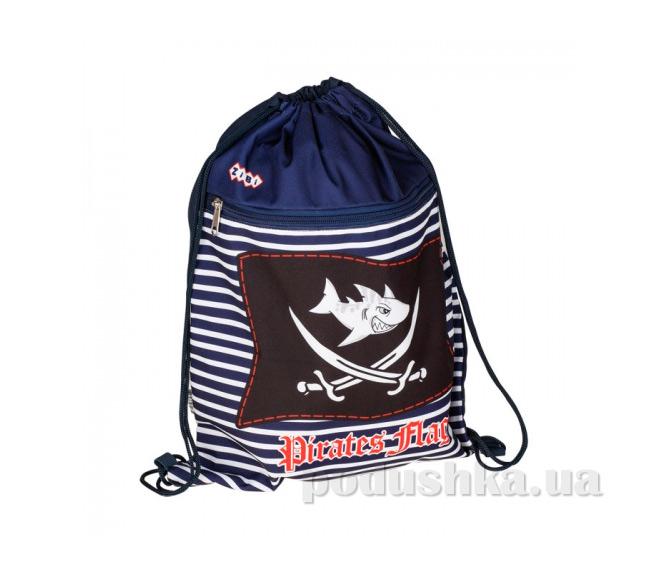 Сумка для обуви с карманом ZiBi Pirates' Flag ZB13.0305PF