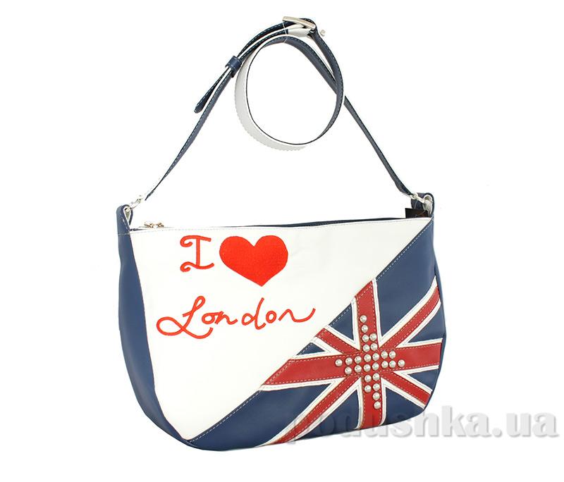 Сумка из эко-кожи Valex Британский Флаг EL215-719-1 LONDON