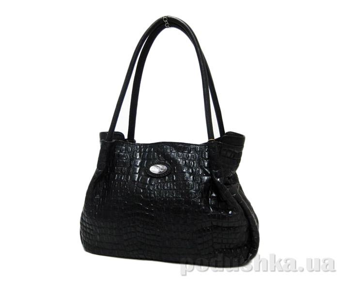 Сумка из натуральной кожи Artis Bags 557 черная
