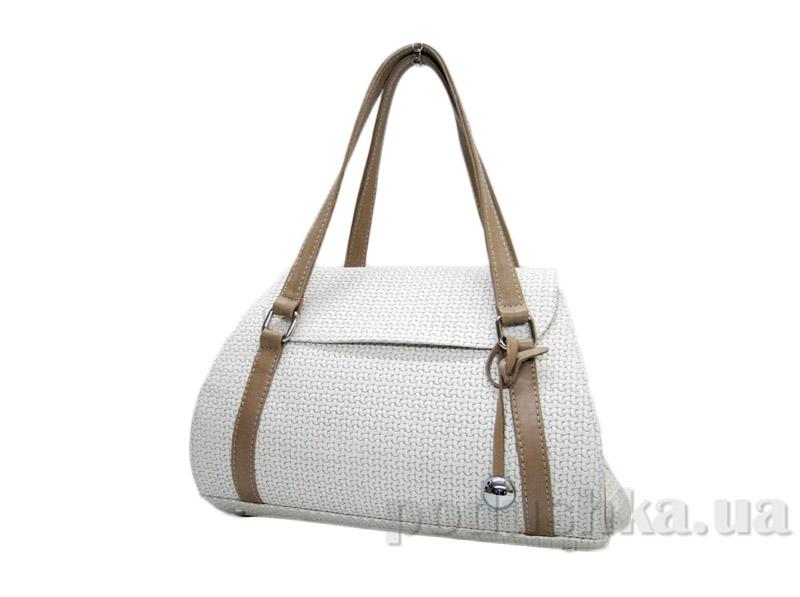Сумка из натуральной кожи Artis Bags 871 плетенка