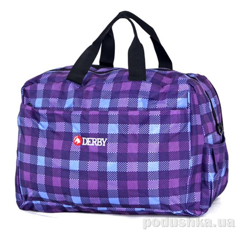 Ты Купи Женская фиолетовая сумка из кожзама TRAUM 7226