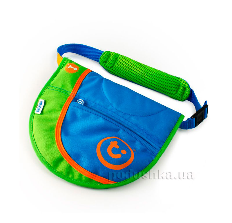 Сумка-cедло Trunki Saddle Bag Blue TRUA-0177