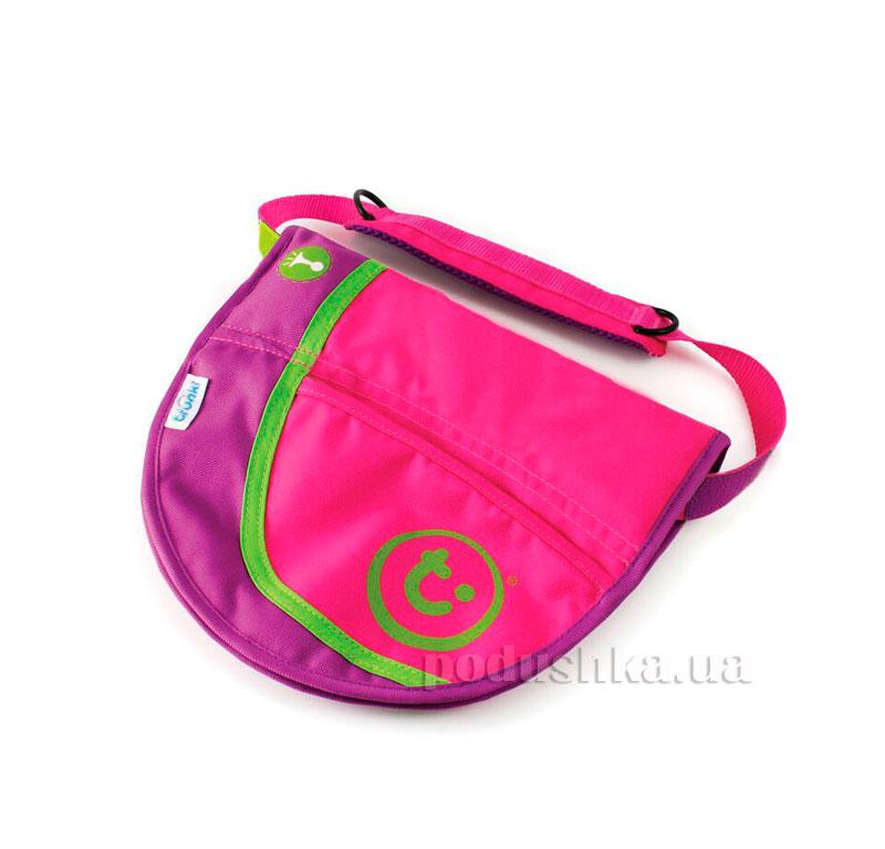 Сумка-cедло Trunki Saddle Bag Pink TRUA-0177