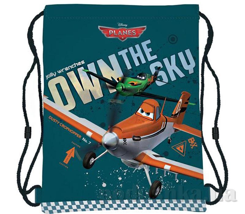 Сумка-рюкзак для обуви Самолетик