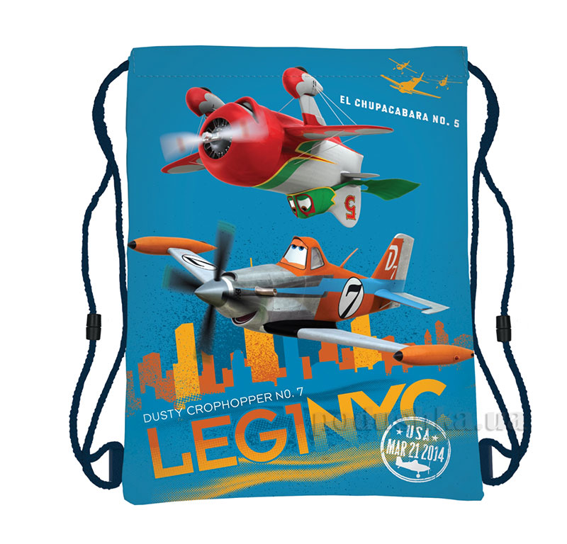 Сумка-рюкзак для обуви Аеротачки PLBB-MT1-883 Kinderline