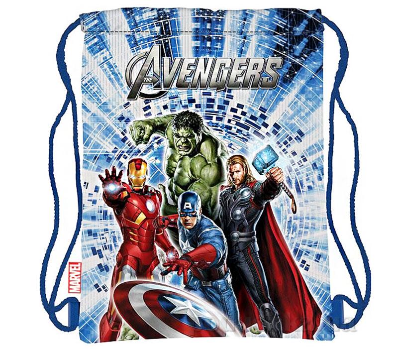 Сумка-рюкзак для обуви Avengers