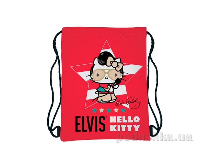 Сумка-рюкзак для обуви Hello Kitty Elvis HKAB-MT2-883 Kinderline
