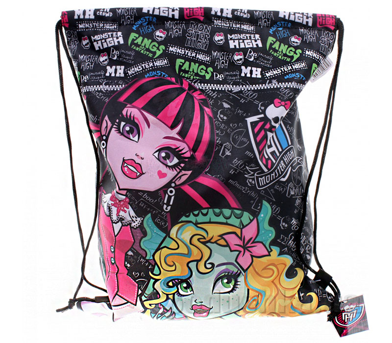 Сумка-рюкзак для обуви Monster High MHAB-UT1-883