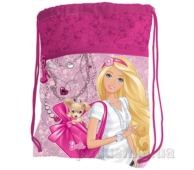 Сумка-рюкзак для обуви, с дополнительным карманом Barbie