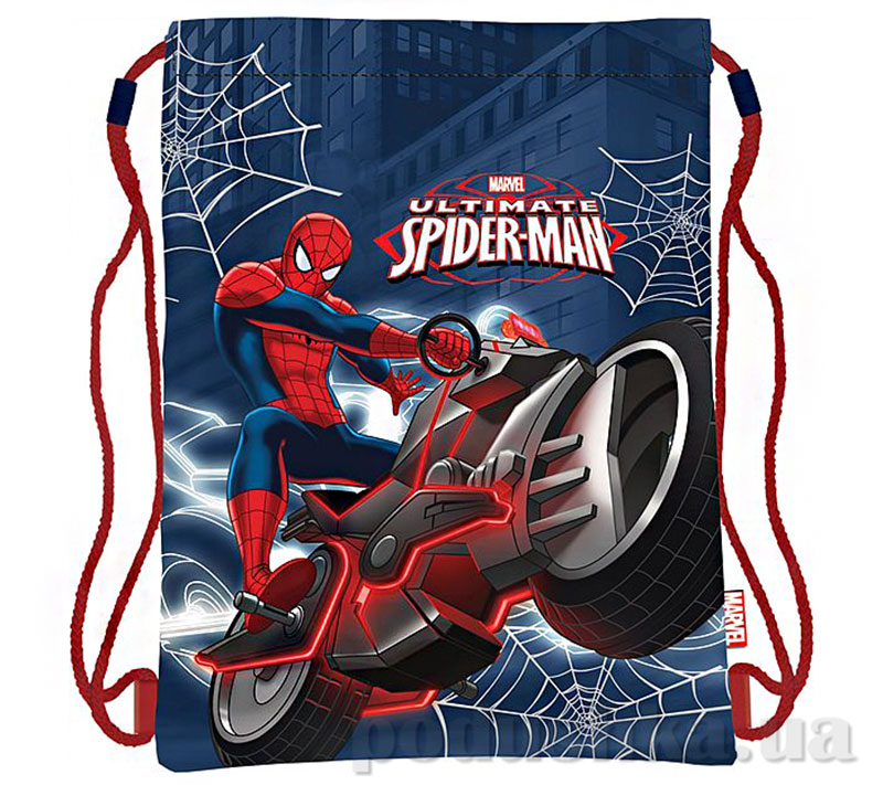Сумка-рюкзак для обуви Spider Man