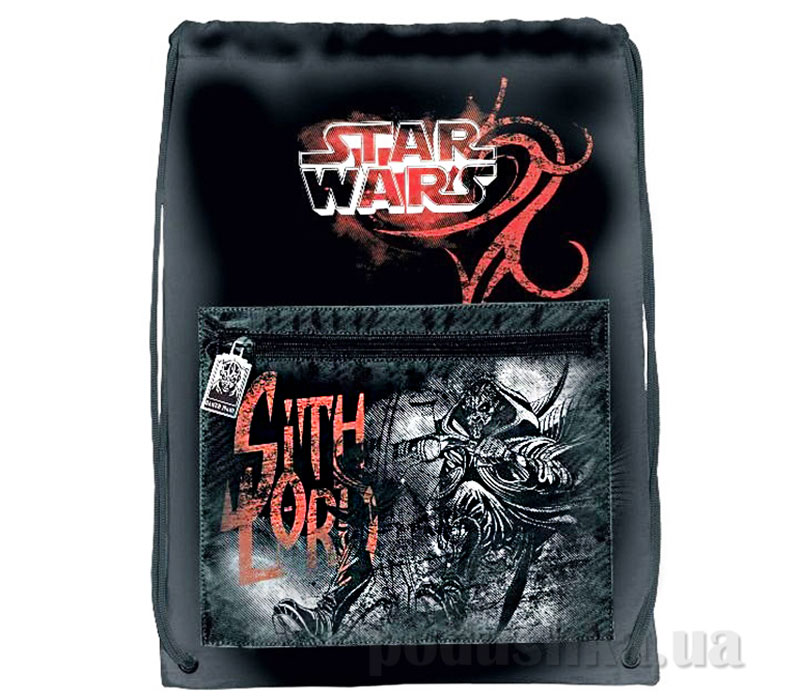 Сумка-рюкзак для обуви Star Wars STWU-12T-881