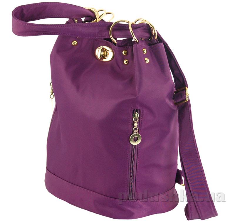 Сумка-рюкзак женская Traum 7229-34 фиолетовый