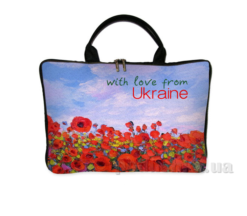 Сумка-саквояж для ноутбука Город Подарков 31349 SW_UKR003