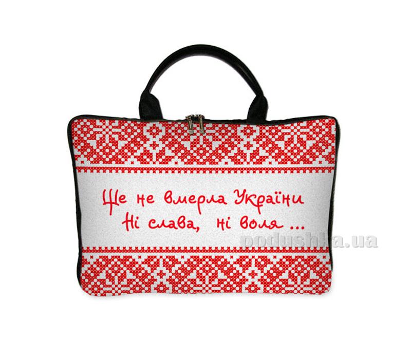 Сумка-саквояж для ноутбука Город Подарков 31355 SW_UKR010